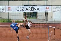 Nohejbalisté Dynama České Budějovice v juniorské lize