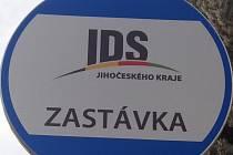 Označník IDS.