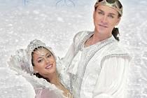 Popelka - muzikál na ledě.