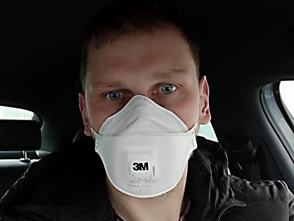 Volejbalisté Jihostroje v době pandemie. Radek Mach
