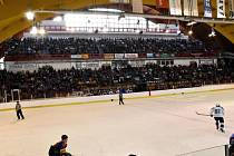 Na strakonickém zimním stadionu panovala výborná atmosféra.