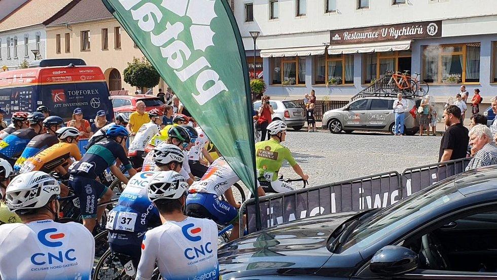 Výjimečný cyklistický závod Okolo jižních Čech