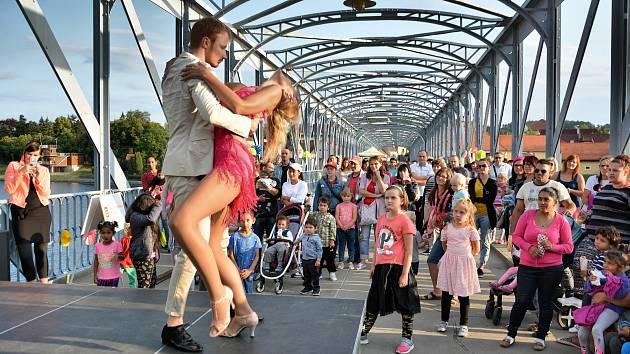 Kubánská tančírna v Týně nad Vltavou