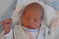 V Českých Budějovicích bude po boku bezmála tříletého brášky Filípka vyrůstat Adam Karvánek. 3,40 kg vážící Adam se narodil v úterý 11. 8. 2015 ve 3 hodiny a 20 minut. Šťastnými rodiči obou dětí jsou Václava a Martin Karvánkovi.