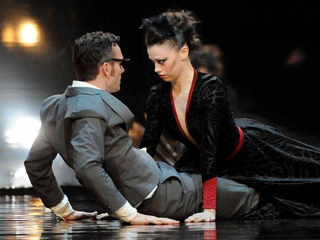 Širší nominaci na Cenu Thálie získali 3. února Viktor Svidró jako Siegfried a Julie De Meulemeester jako Rothbart v inscenaci Labutí jezero baletu Jihočeského divadla.