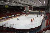 Domovským stánkem českobudějovických hokejistů je Budvar aréna. O ledovou plochu se dělí s malými hokejisty. Ti tak mohou své vzory sledovat z bezprostřední blízkosti.