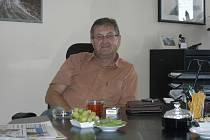 Radomil Procházka by si přál, aby Složiště bylo chloubou celého regionu.