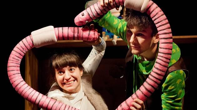 Radovanovy radovánky - pohádku pro děti i dospělé o nevyléčitelně radostném chlapci - uvede 5. prosince v premiéře českobudějovické Malé divadlo.
