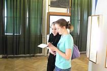 Týden otevřených dveří v Jihočeském muzeu využili běžní návštěvníci, školáci i studentky PFJU.