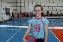 Nela Jasečková by ráda hrála volejbal v Itálii