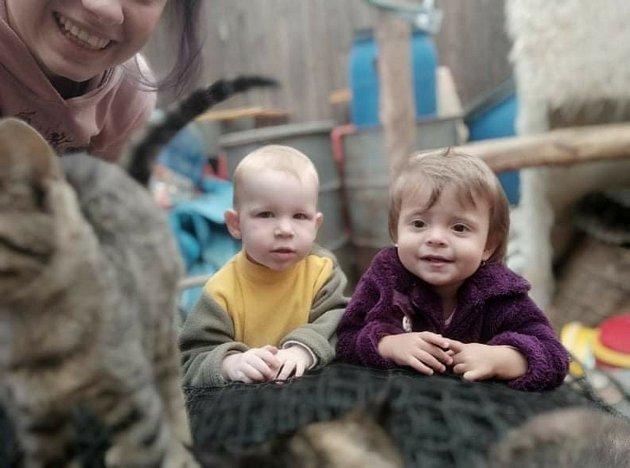 Alena Henczeová má celkem tři vnoučata.