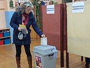 Prachatice 6. Okrsek má dovoleno necelých 400 lidí z 1013 voličů.