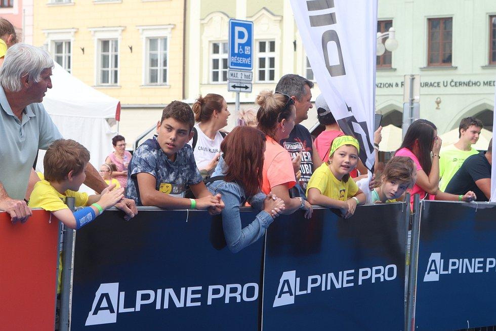 Run tour 2021 v Českých Budějovicích
