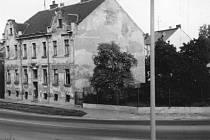 KDYSI: Brožkův dům v Pětidomí v roce 1986.