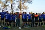 Fotbalisté Římova se vrátí do okresního přeboru, který opustili v roce 2011.