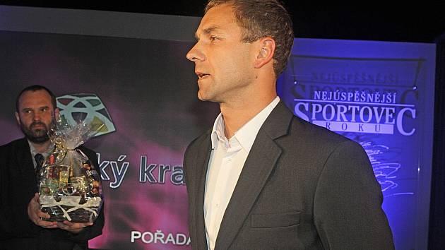 Sportovec roku 2015. Martin Šonka