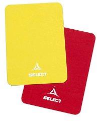 Žlutá a červená karta