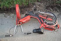 Devětadvacetiletý muž na Babettě se v úterý ráno zabil na lesní cestě mezi Veselím nad Lužnicí a Zlukovem.