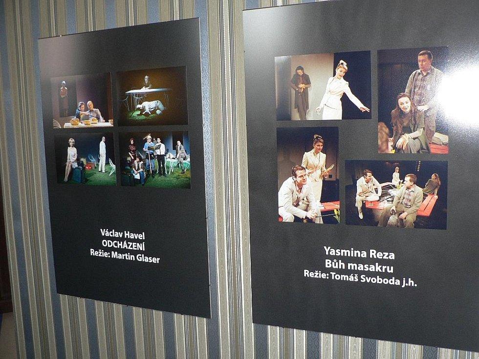 Jihočeské divadlo pořádalo dny otevřených dveří. Snímky z her.