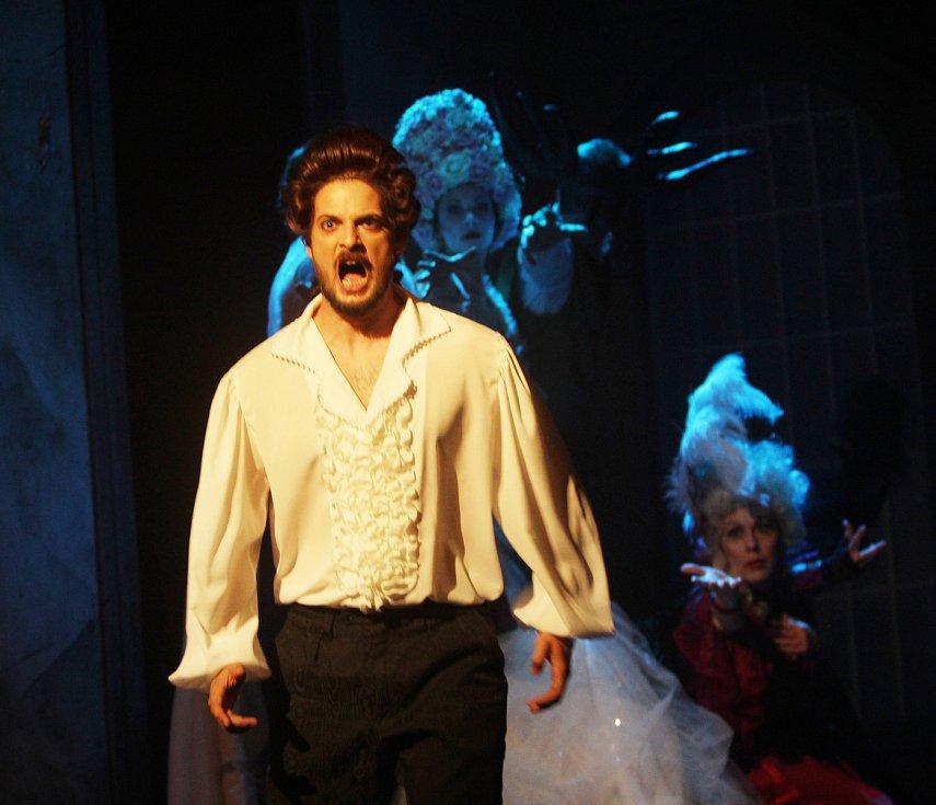 Poslední premiérou sezony Jihočeského divadla je hudební divadlo Don G.