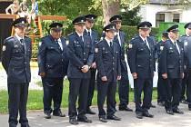 Jílovičtí hasiči v sobotu oslavili 120. výročí založení svého sboru.