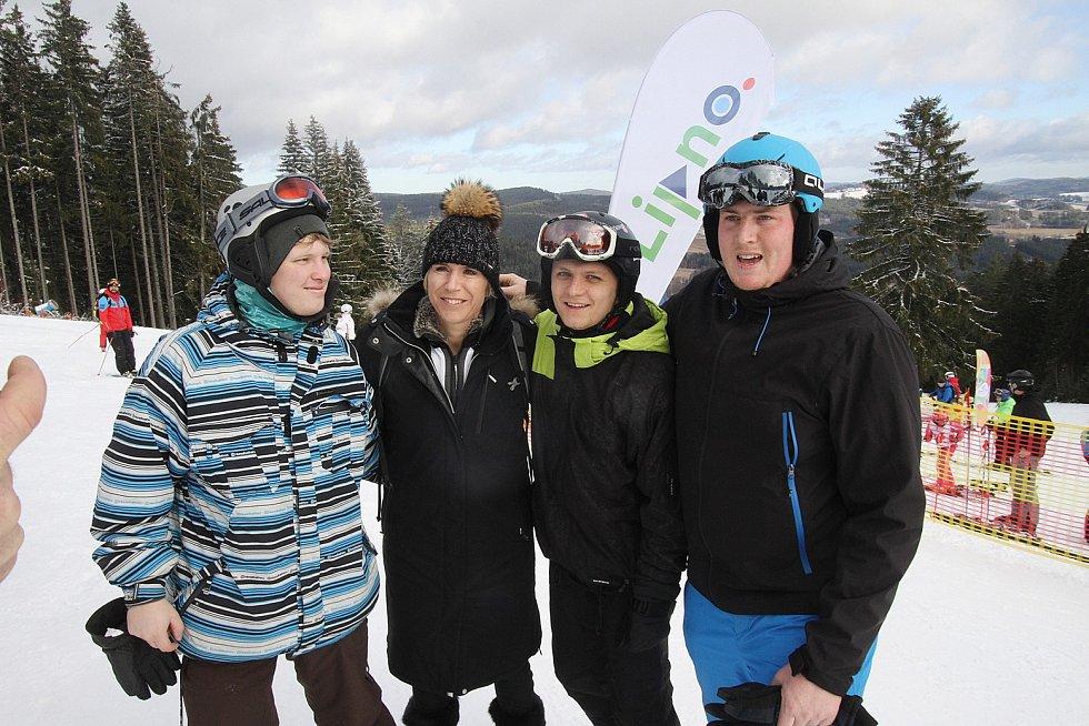 Zahájení projektu Jižní Čechy olympijské