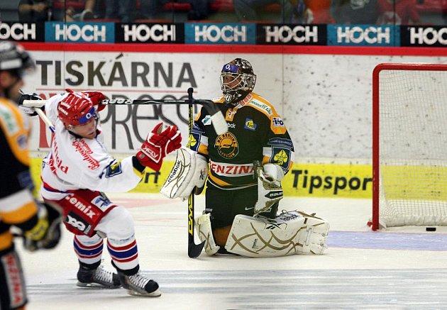 První gól Tomáš Kůrka.