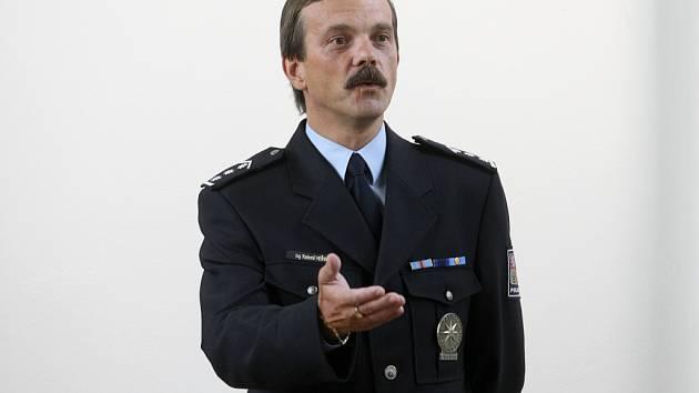 Plukovník Radomír Heřman vede od 1. října  jihočeskou policii.