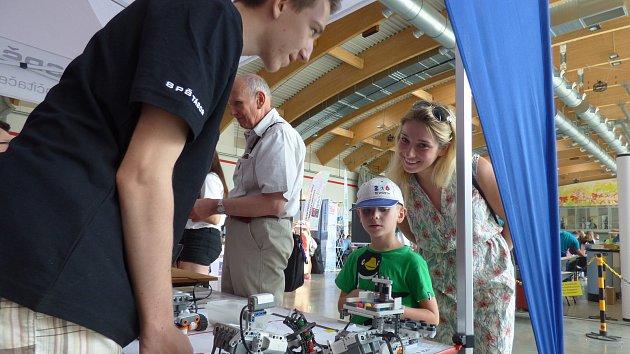 5. ročník zážitkové výstavy Dobrodružství s technikou