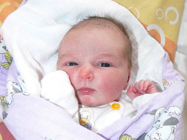 Karolína Babincová z Týna nad Vltavou se narodila 17. 2. 2016 ve 13.31 h.  3,60 kg vážící a 52 cm měřící holčička je první miminko maminky Jany a tatínka Tomáše.