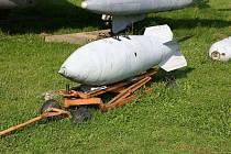 Replika bomby obohatila muzeum v Deštné.
