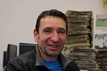 Tomáš Ulman slaví v pátek padesáté narozeniny.