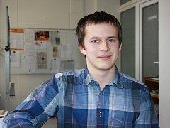 Jiří Guth Jarkovský bude letos maturovat a pak se chce dostat na prestižní americkou univerzitu.