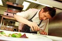 Kuchař Martin Svatek.