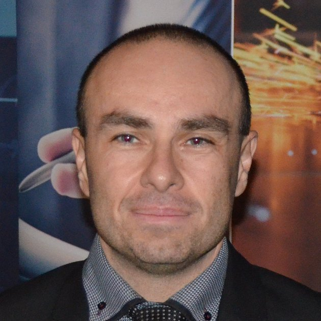 Marek Vochozka, 40let, rektor Vysoké školy technické a ekonomické, České Budějovice.