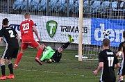 Dynamo hostilo Brno.