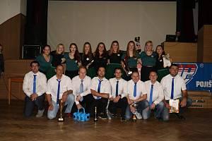 V pátek 8. října proběhlo v kulturním domě v Hosíně slavnostní vyhlášení soutěže dobrovolných hasičů.