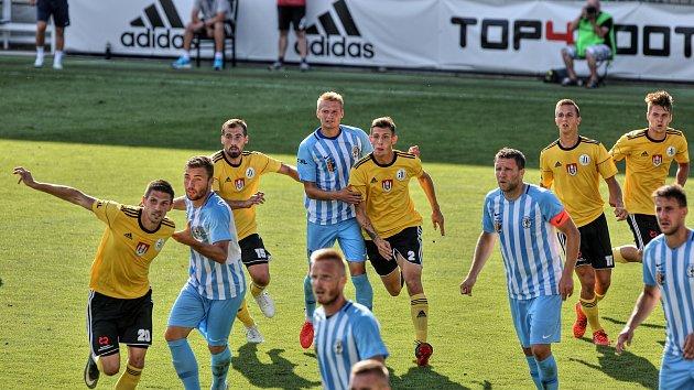 Dynamo hostilo fotbalový tým z Prostějova.