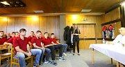 Tisková konference Jihostroje Č. Budějovice před sezonou