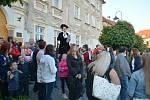 Muzejní noc nabídla v Týně nad Vltavou tradičně bohatý program.