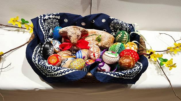 Výstava Symboly Velikonoc