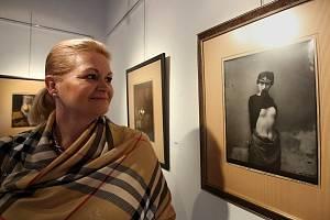 Podle Jany Lévai z Tábora je Jan Saudek svůj, na nic si nehraje a na jeho fotografiích je to rozhodně vidět.