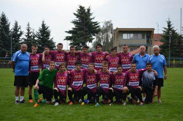 Dynamo ČB kategorie U17