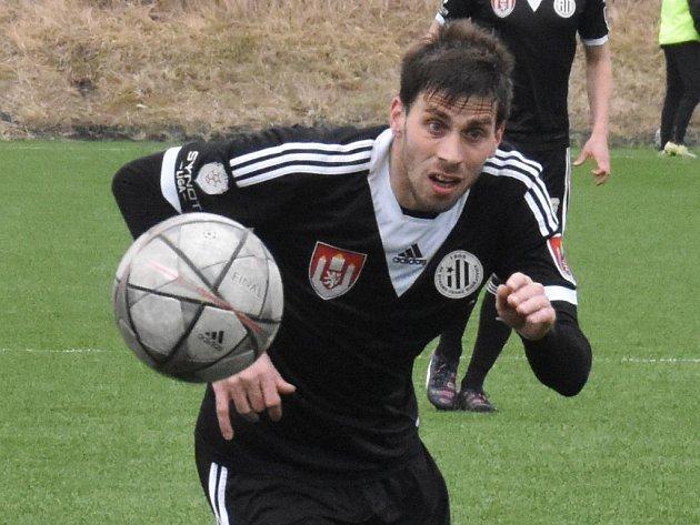 Michal Klesa patří v Dynamu k nejzkušenějším hráčům.