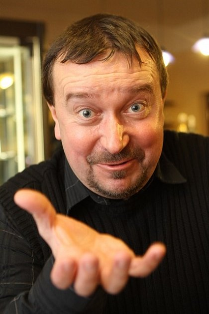 Herec Martin Hruška.