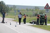 Nehody na silnicích stály život dva muže.
