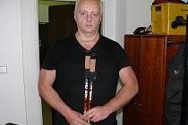 Jiří Kuliš založil klub Nordic Wallking