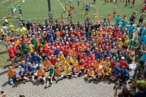 Přidejte se k soutěži, vyhrát můžete dvě vstupenky na volejbal s Běloruskem. Foto: Deník/ cvf.cz