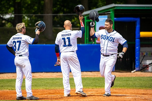 Hlubočtí baseballisté vextralize hrají skvěle