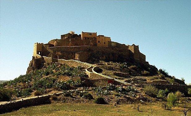 Zcesty po Maroku.